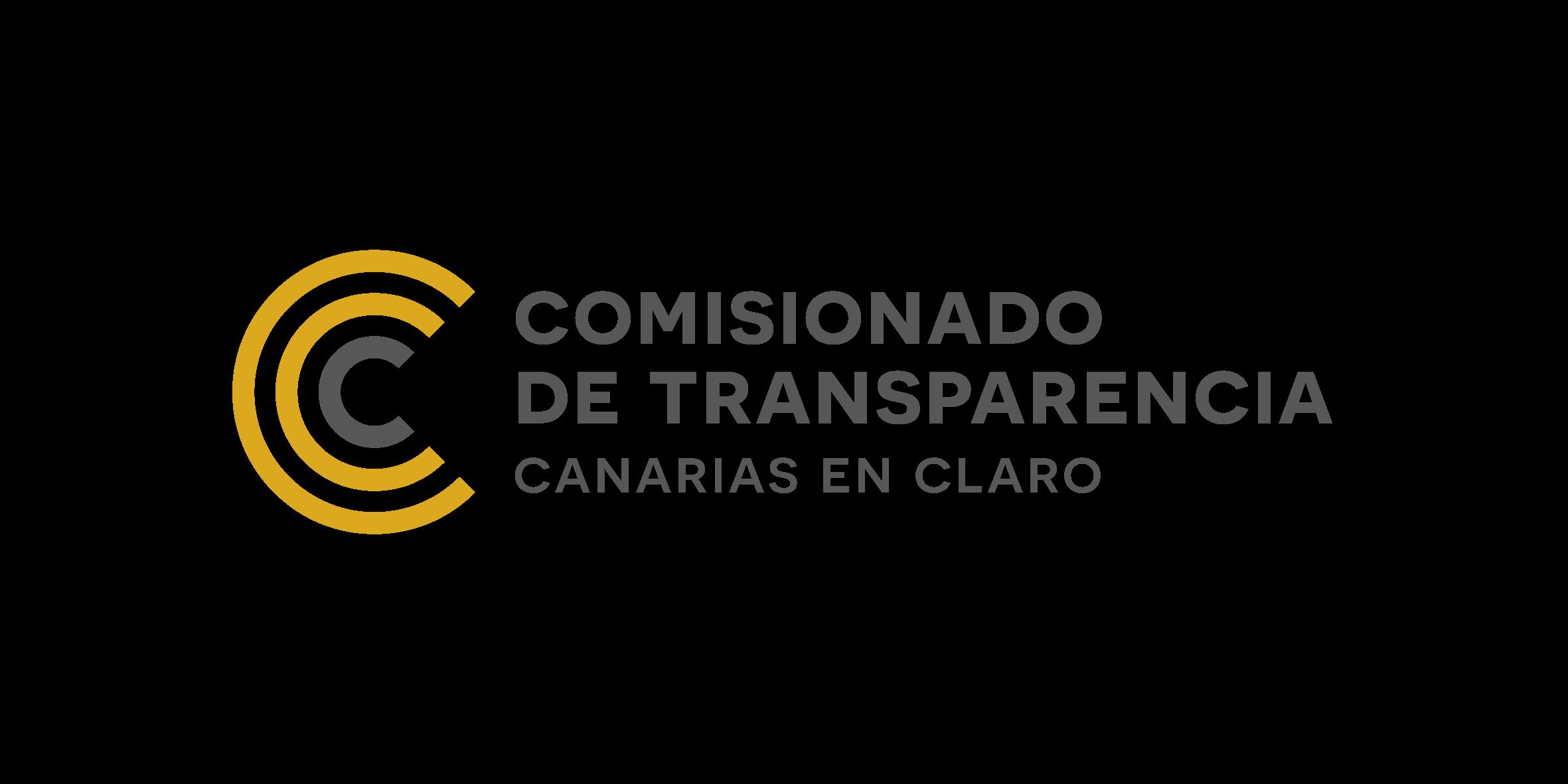 Comisionado de transparencia canario