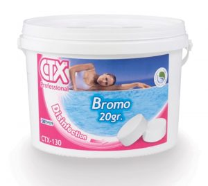 Bromo piscina ctx